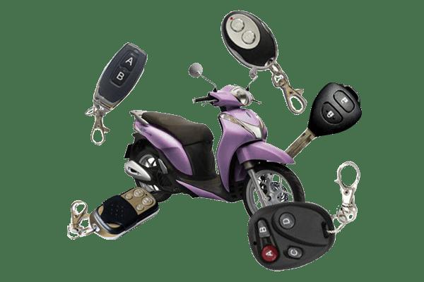 tính năng đồng bộ Remote chống trộm